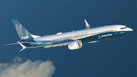 Ilustrasi pesawat boeing 737 max. Foto: Istimewa