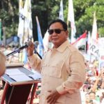 "Teriakan ""Prabowo"" Bergemuruh di Kandang Banteng"
