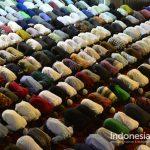 [FOTO] Tarawih Perdana di Masjid Istiqlal