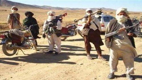 Pejuang Taliban.