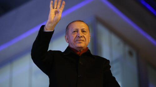 Presiden Turki Recep Tayyip Erdogan. Foto: Anadolu Agency