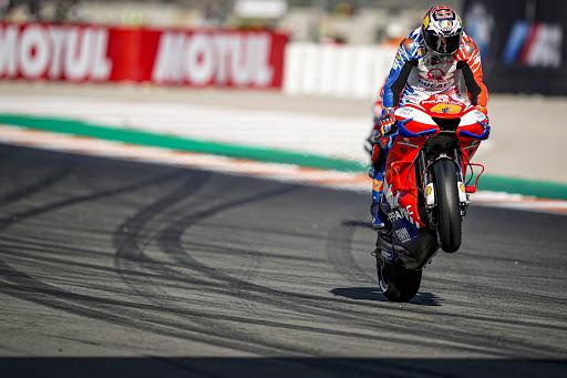 Jack Miller semakin dekat mengamankan kontrak sebagai pebalap tim pabrikan Ducati untuk musim balapan MotoGP 2021. Foto: Crash