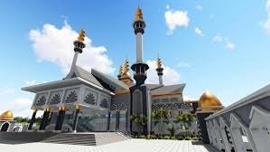 masjid raya gorontalo
