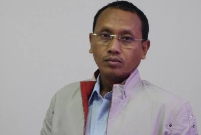 Almarhum Hadi M Djuraid. Foto: Republika